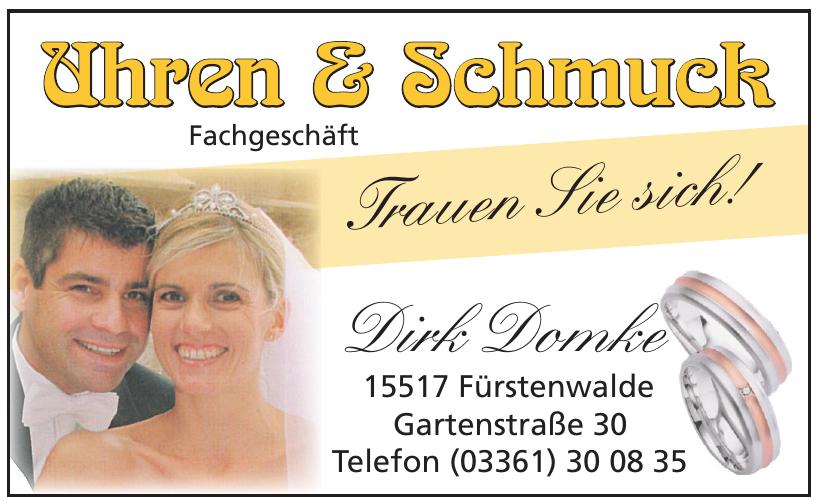 Uhren & Schmuck Dirk Domke
