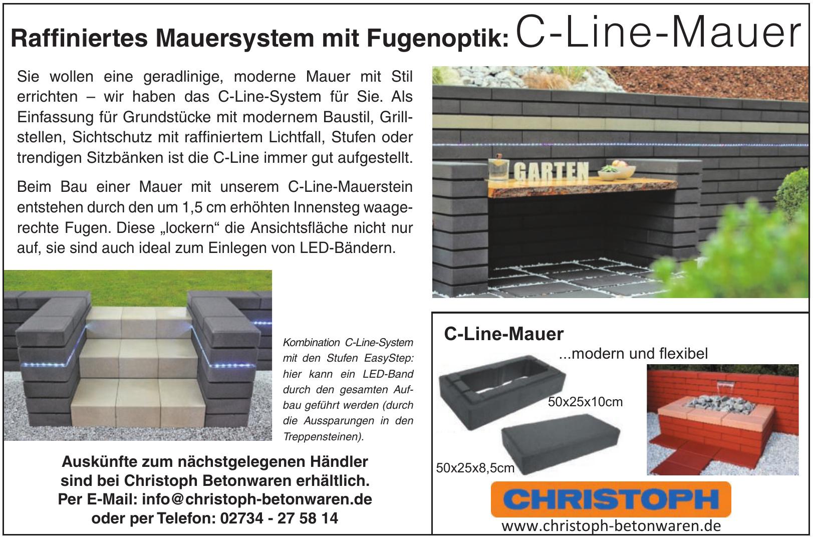 Christoph Betonwaren