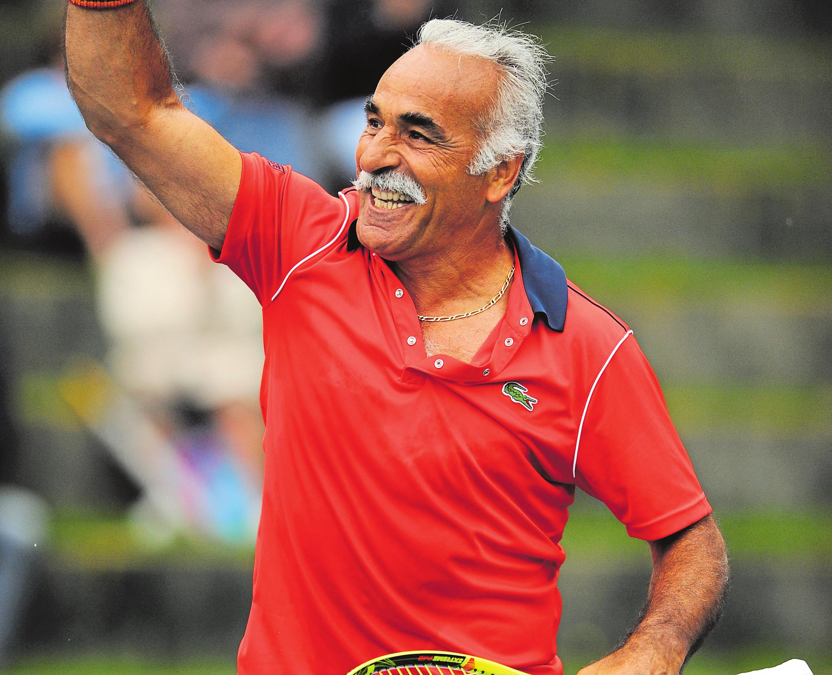 Mansour Bahrami Photo: H. Dumont