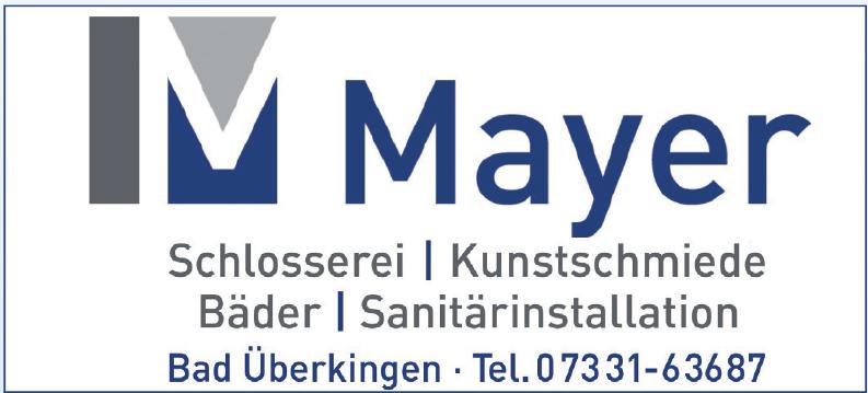 Mayer Schlosserei & Kunstschmiede