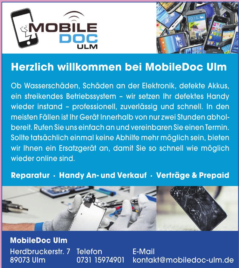 MobileDoc Ulm