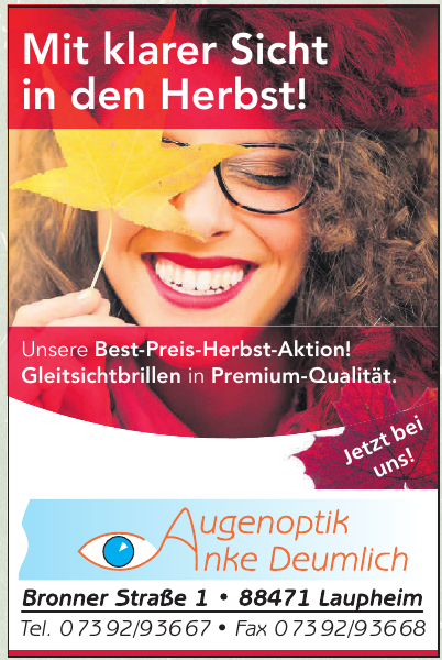 Augenoptik Anke Deumlich