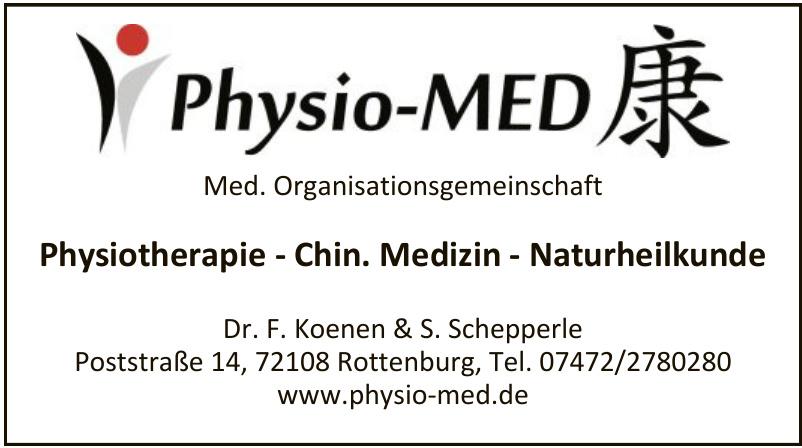 Physio-MED Dr. F. Koenen & S. Schepperle