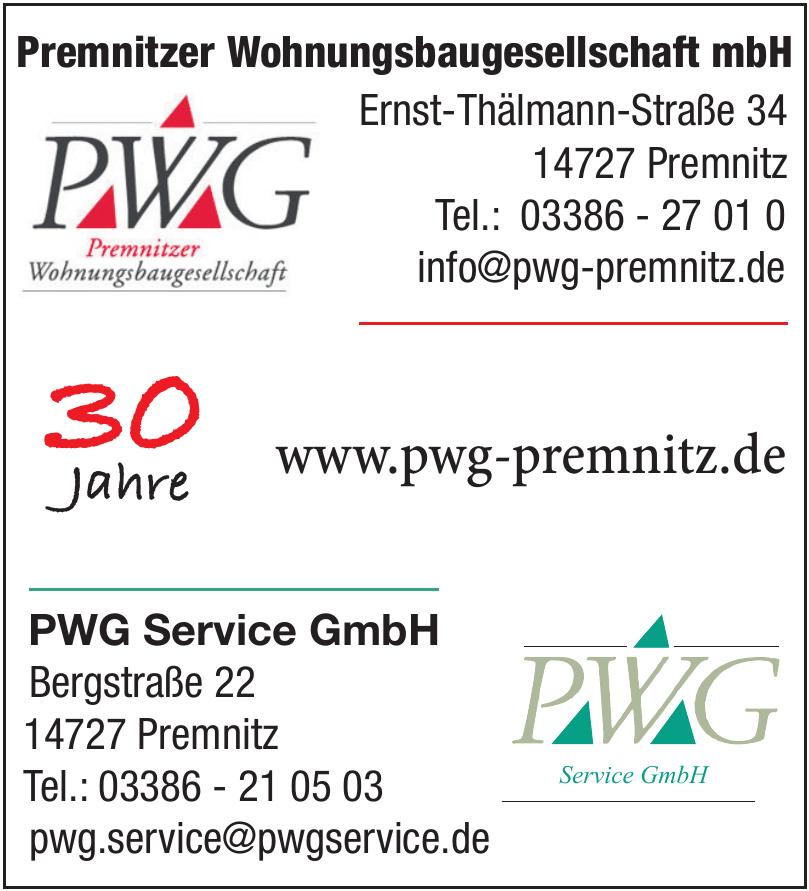 PWG Service GmbH