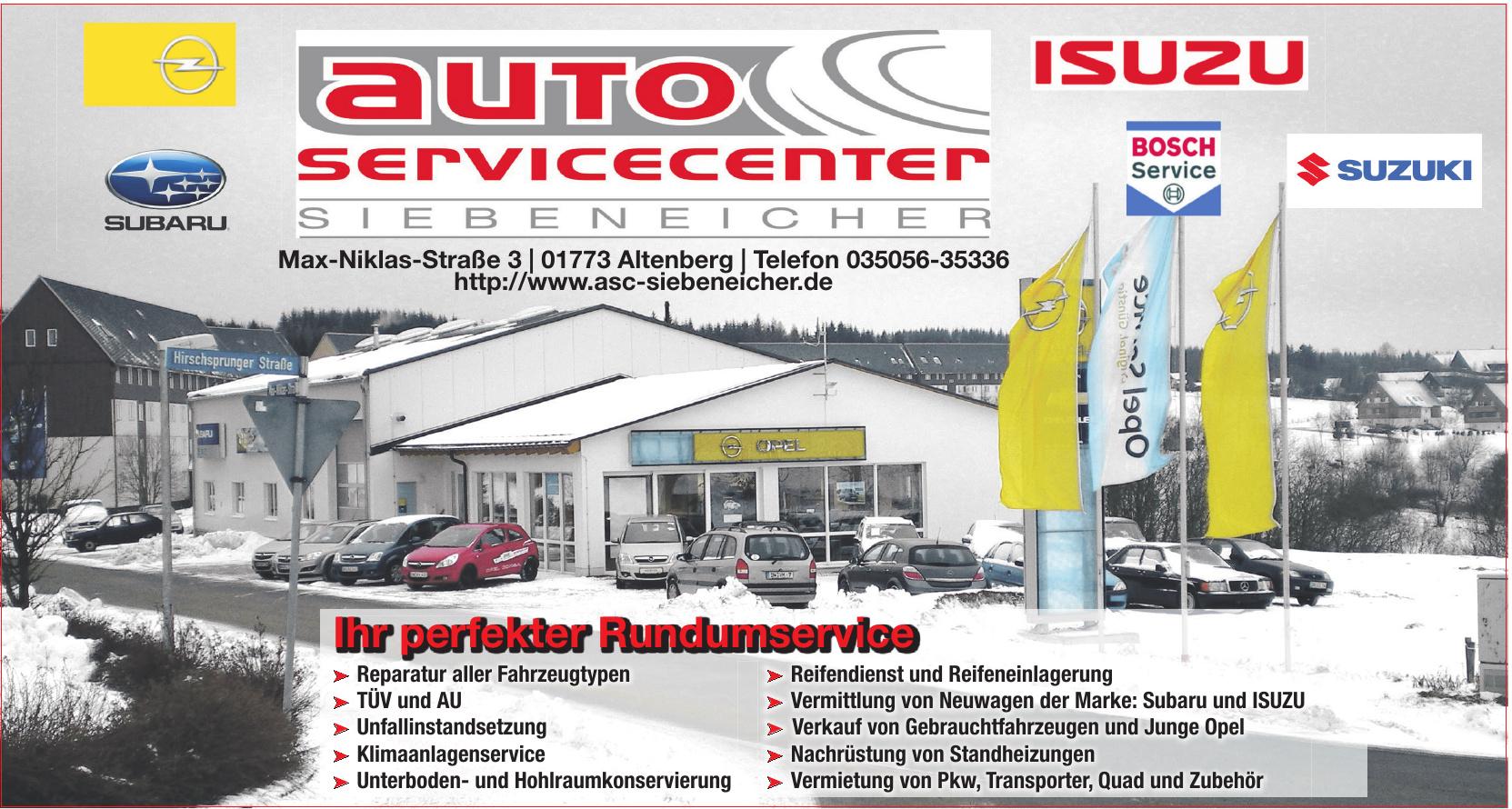 Auto Servicecenter Siebeneicher