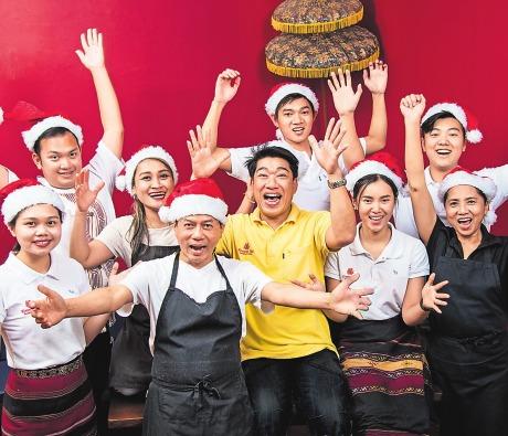 Kinnaree-Thai – Weihnachten am Südstern Image 2