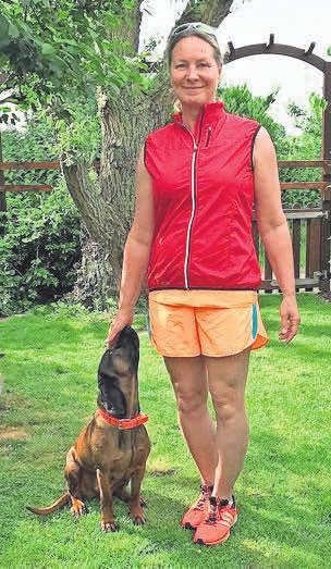 Die Fachfrau für Physiotherapie, ist auch für ihre erfolgreichen Laufseminare bekannt.