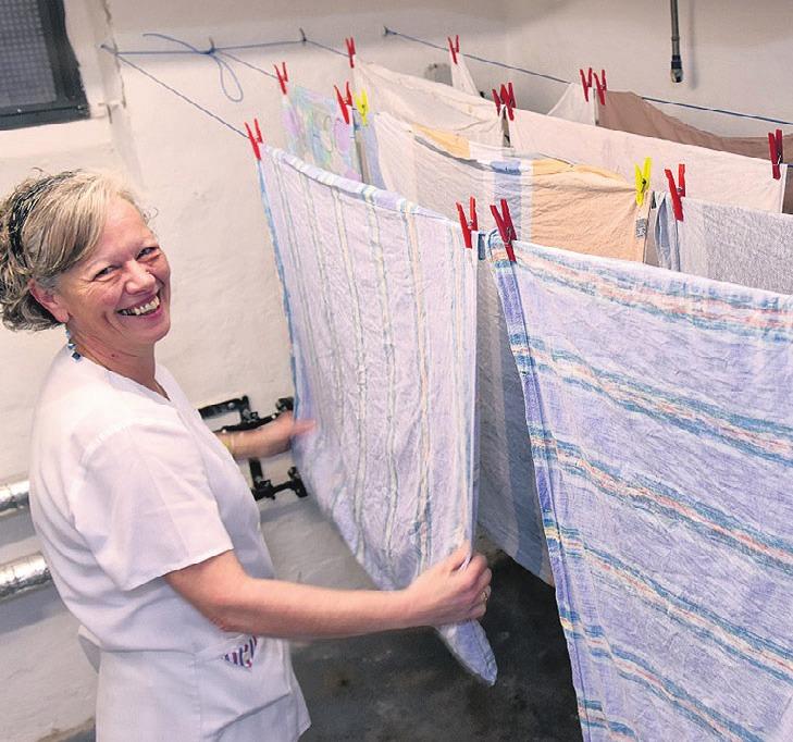 Das Hospizhaus benötigt ehrenamtliche Hilfskräfte für die Hauswirtschaft. Foto: Hospizhaus Wolfsburg
