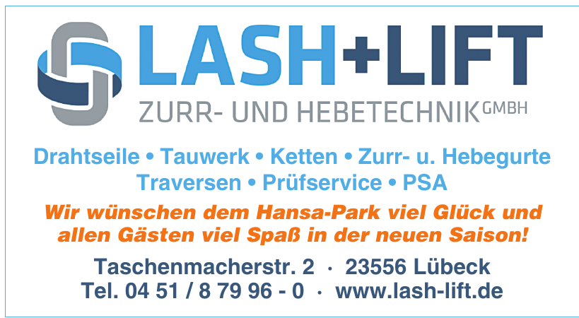 Lash+Lift Zurr- und Hebetechnik GmbH