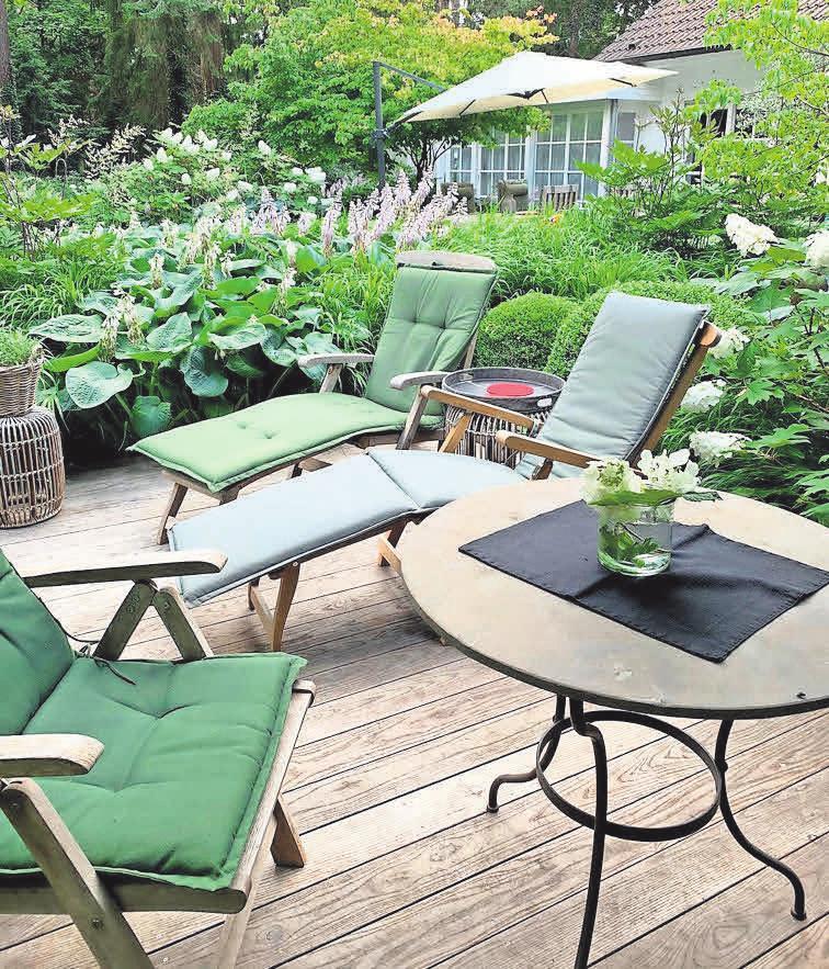 florus – der Gärtner mit Ideen – erschafft für Kunden die schönsten Anlagen.