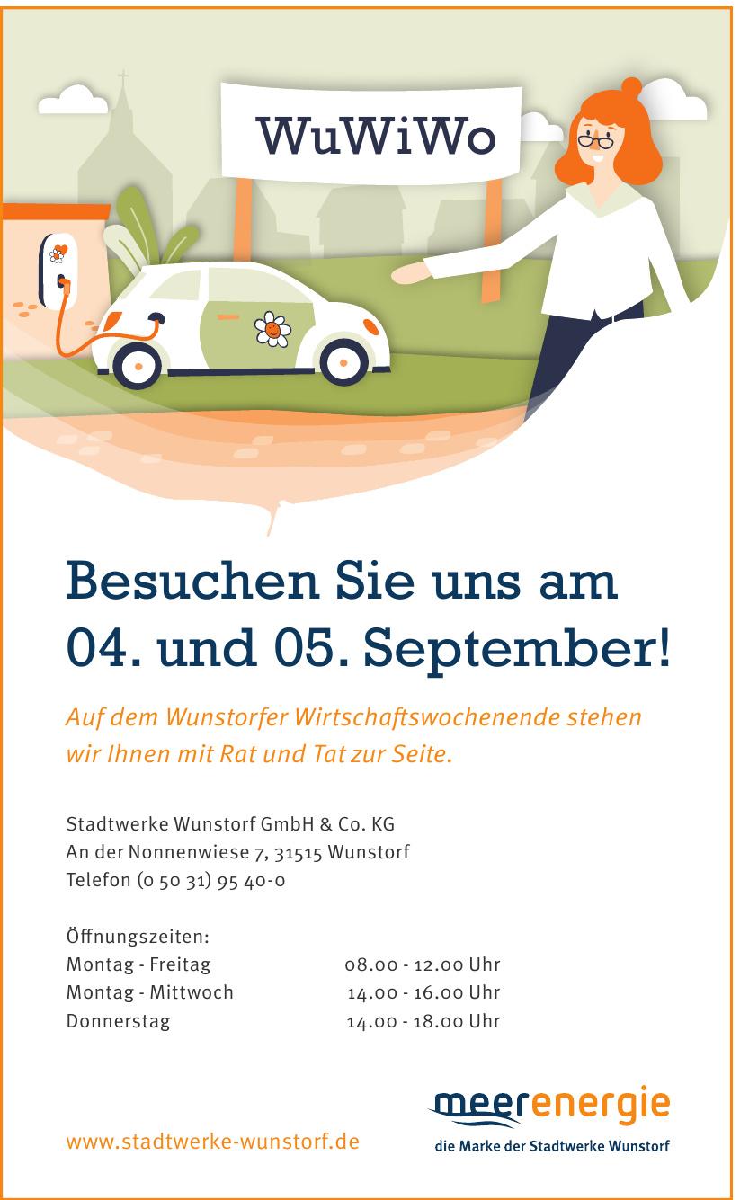 Stadtwerke Wunstorf GmbH & Co. KG
