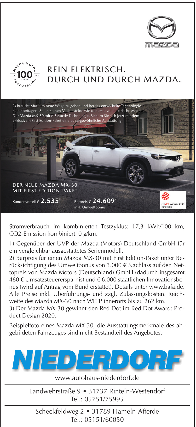 Autohaus Niederdorf