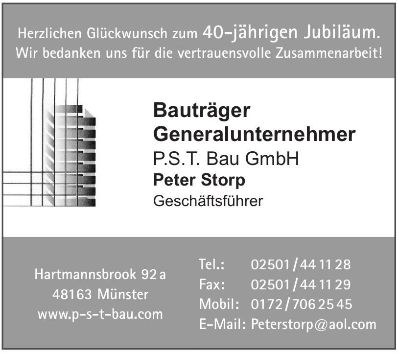 P.S.T. Bau GmbH