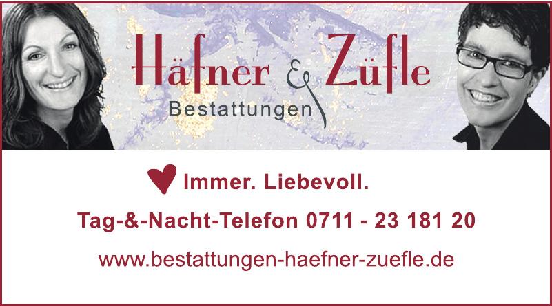 Häfner & Züfle Bestattungen