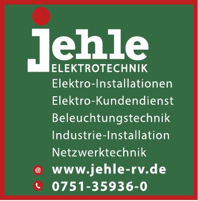 Jehle Elektrotechnik