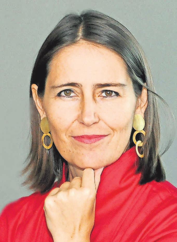 Referentin für die VHS: Alexandra Föderl-Schmid ist stellvertretende Chefredakteurin der Süddeutschen Zeitung. Foto: Regine Hendrich