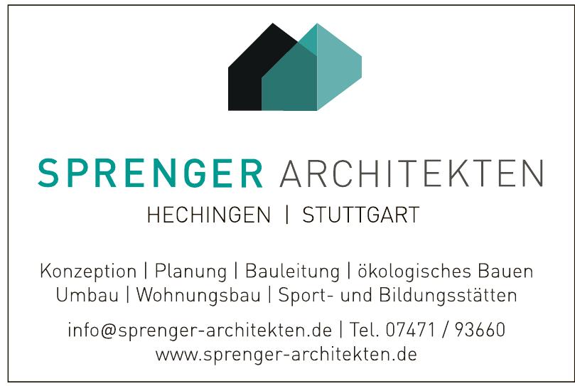 Sprenger Architekten