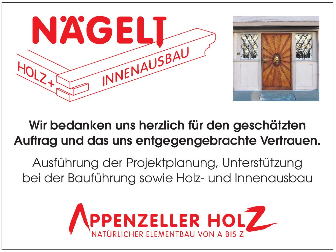 Nägelt Holz + Innenausbau