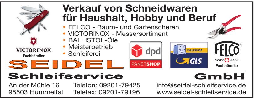 Seidel Schleifservice GmbH