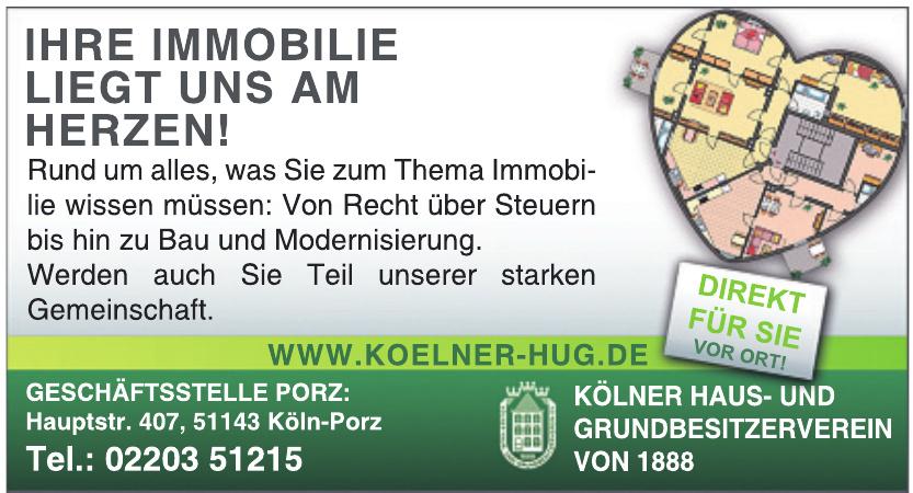 Kölner Haus- und Grundbesitzerverein von 1888 e.V.