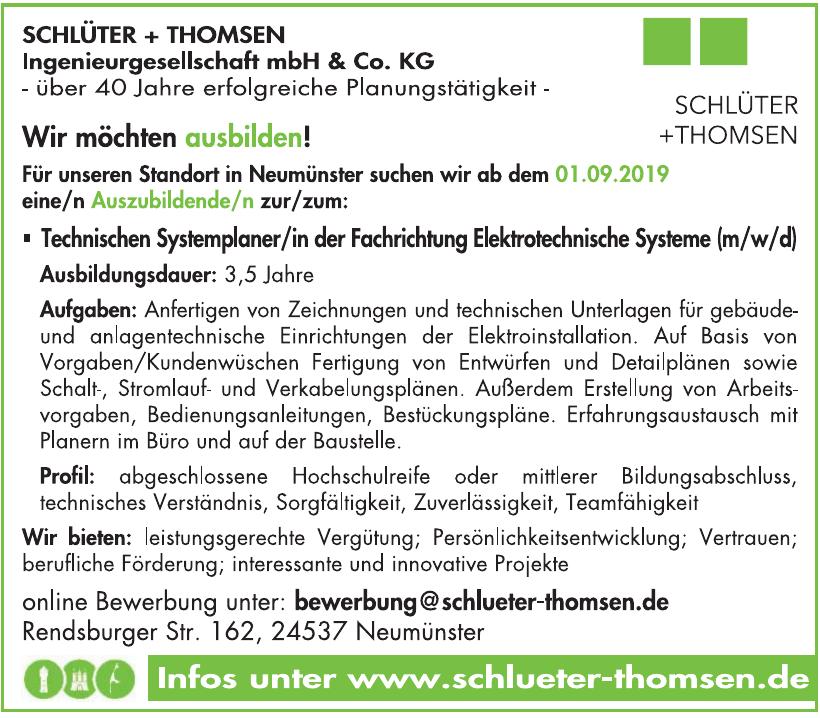 Schlüter + Thomsen Ingenieurgesellschaft mbh & Co. KG