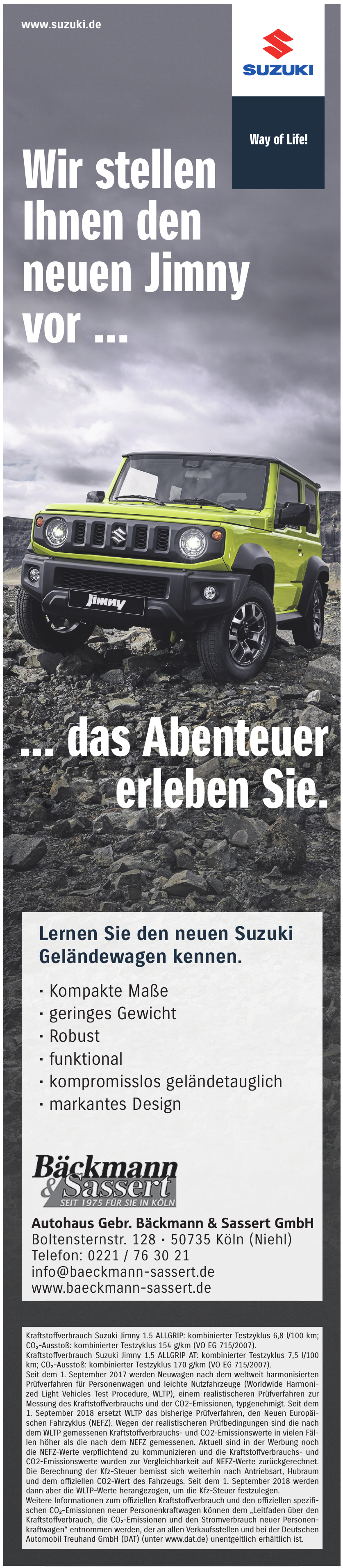 Gebr. Bäckmann & Sassert GmbH