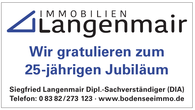 Immobilien Langenmair