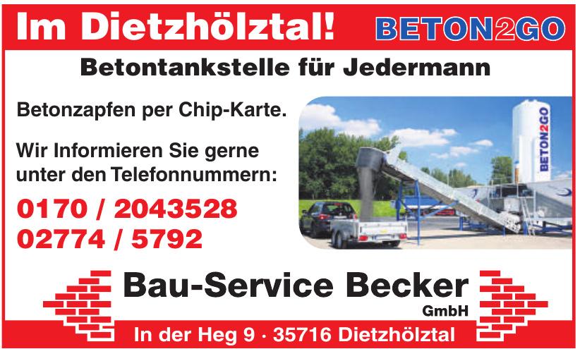 Bau-Service Becker GmbH