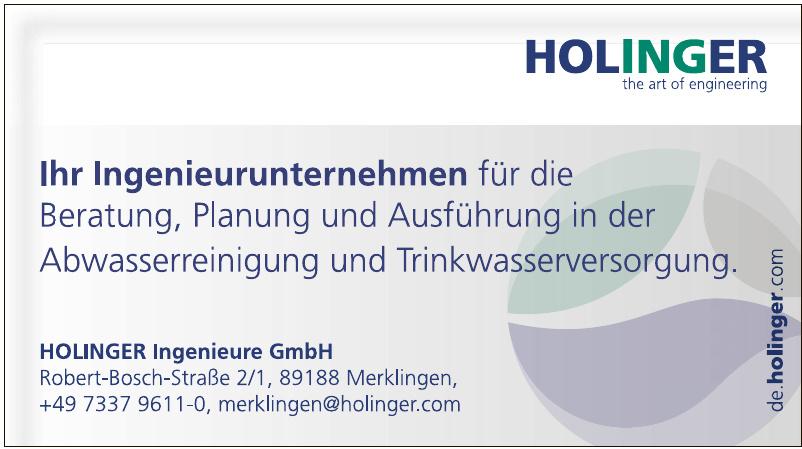 Holinger Ingenieure GmbH