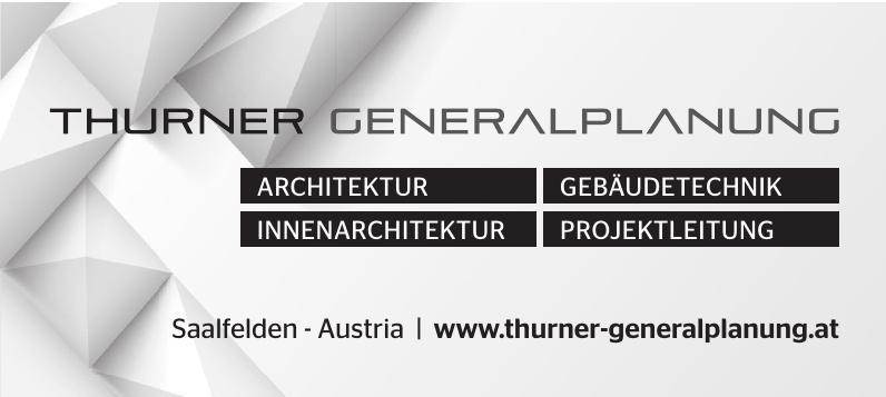 Thurner Generalplanung