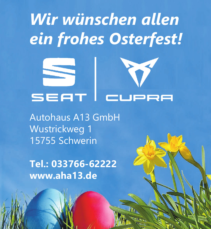 Autohaus A13 GmbH