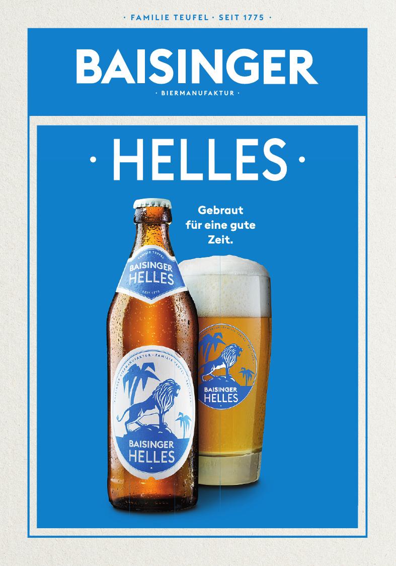 Baisinger Bier Manufaktur
