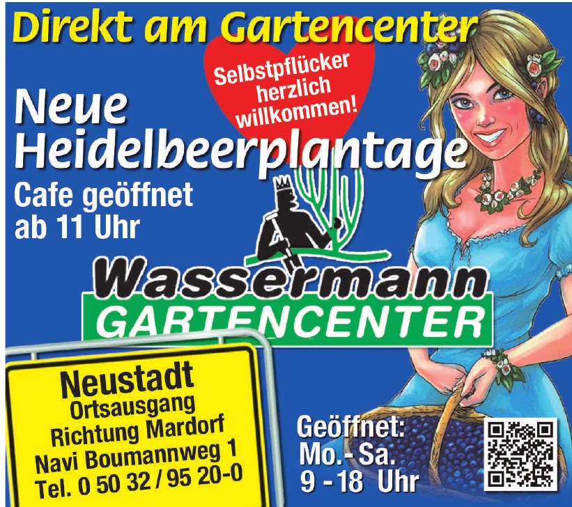 Wassermann Gartencenter