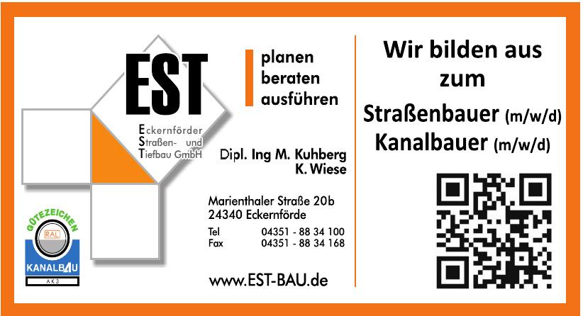 E.S.T. Eckernförder Straßen- und Tiefbau GmbH