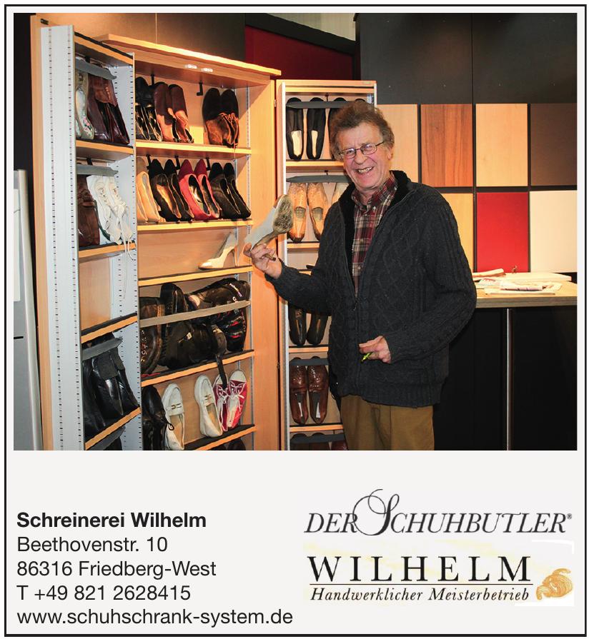 Schreinerei Wilhelm