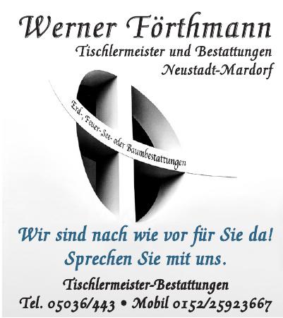 Werner Förthmann