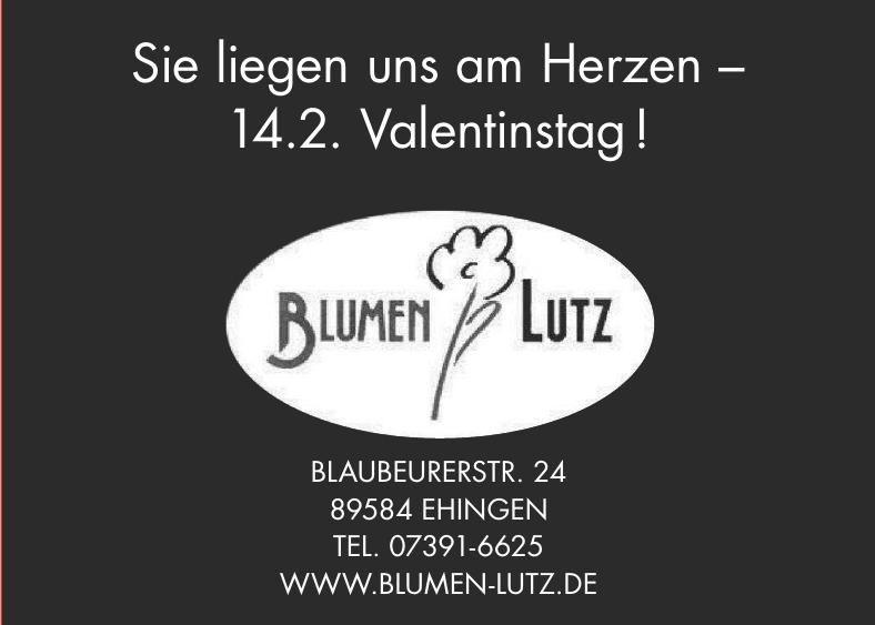 Blumen Lutz Ehingen