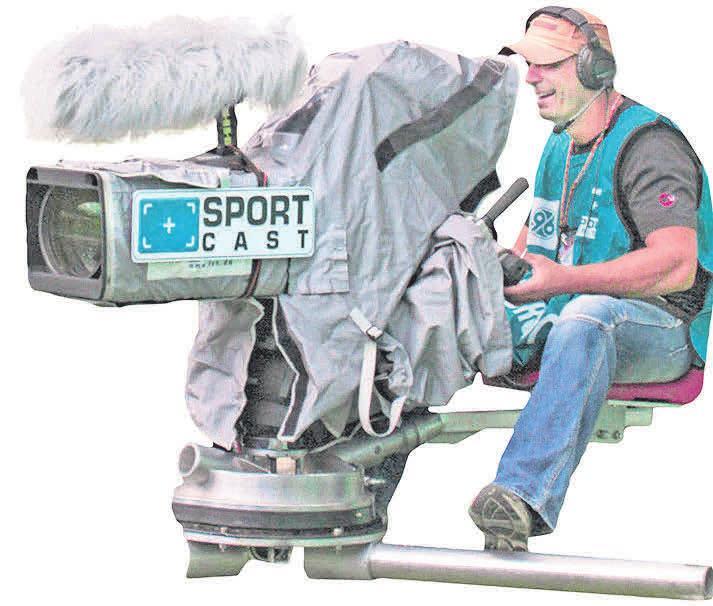 Die Kameras von vier Sendern verfolgen in der neuen Saison die 96-Spiele. Foto: imago sportfotodienst