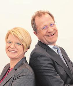 Antje Schirmer und Johannes Schmidt