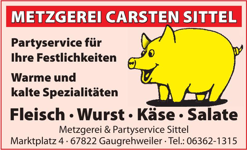 Metzgerei & Partyservice Sittel