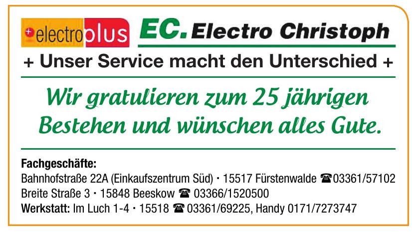 EC. Electro Christoph