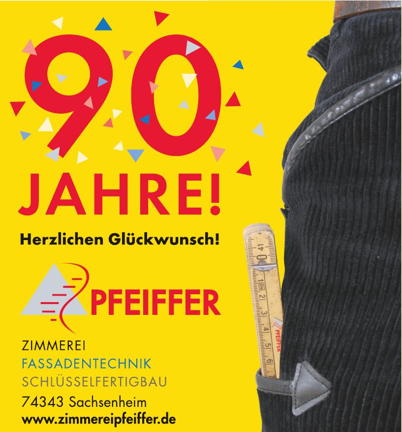 Zimmerei Pheiffer