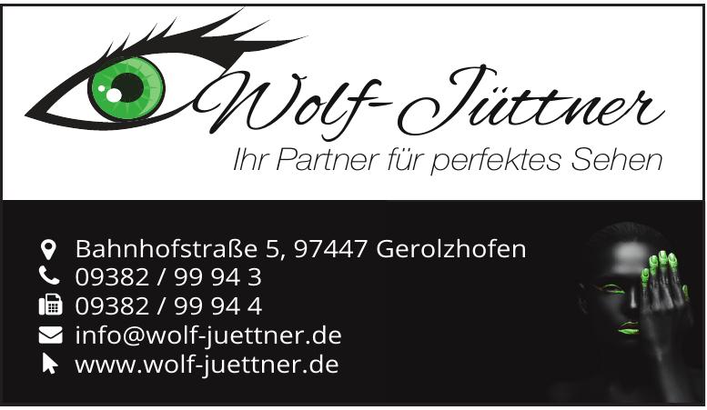 Wolf-Jüttner
