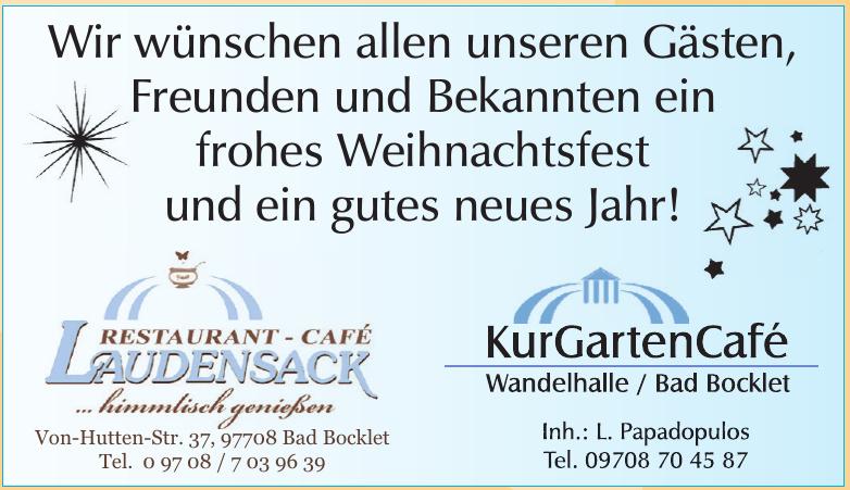 Restaurant-Café Laudensack