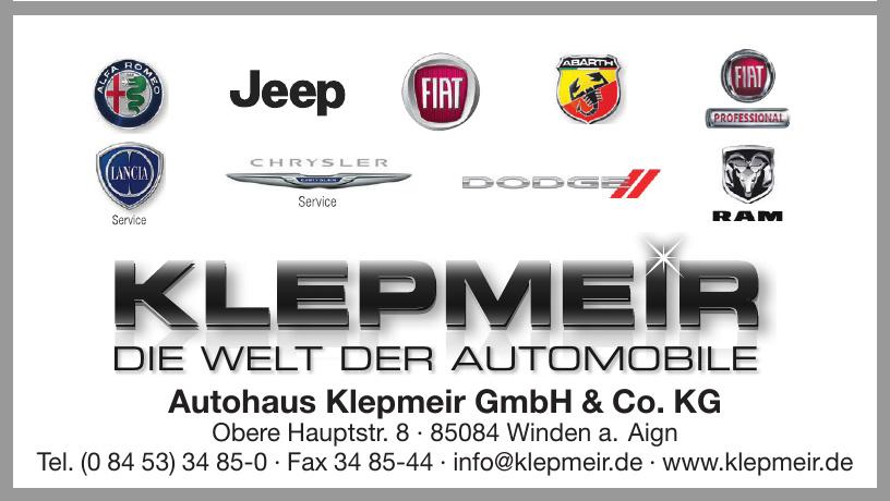 Autohaus Klepmeir GmbH & Co.KG