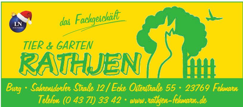 Tier & Garten Rathjen
