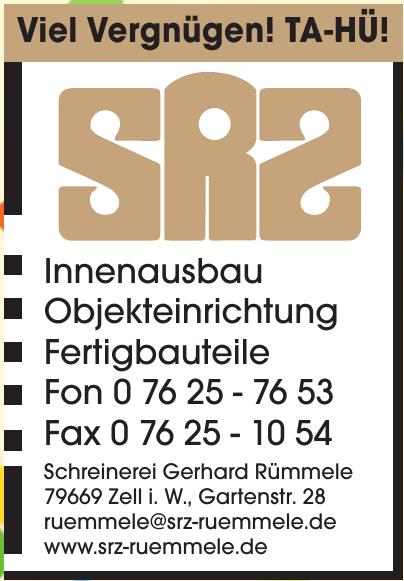 Schreinerei Rümmele Zell GmbH