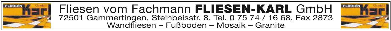 Fliesen-Karl GmbH