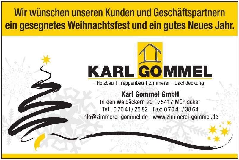 Karl Gommel GmbH