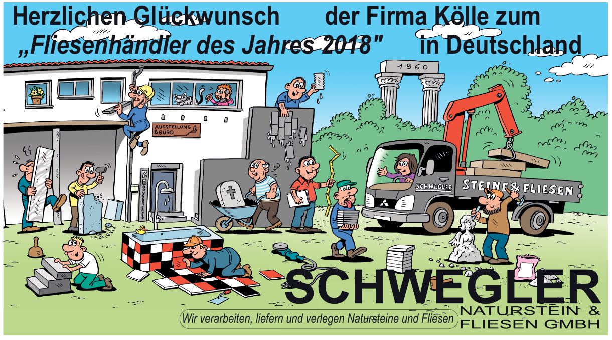 Schwegler Naturstein & Fliesen GmbH